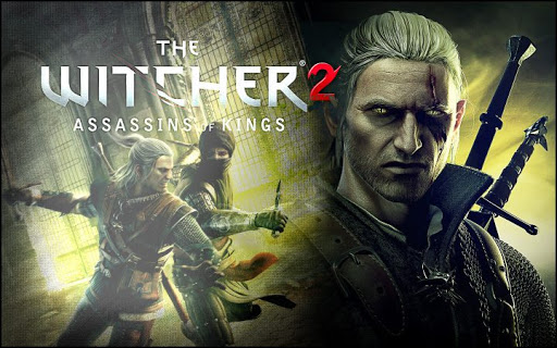 بازی The Witcher 2: Assassins of Kings
